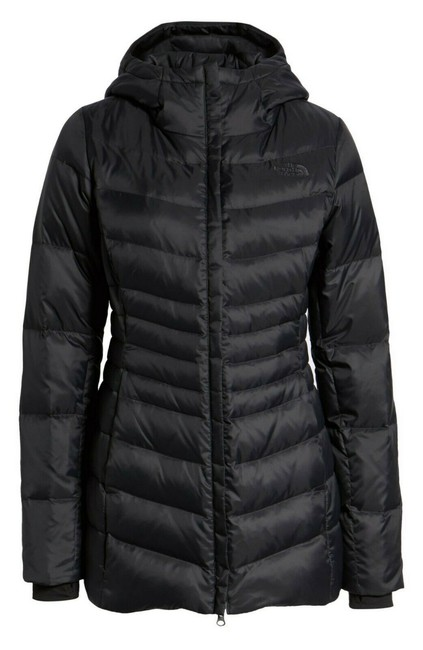 The North Face 550 Fill Winter Down Parka Coat Image 3