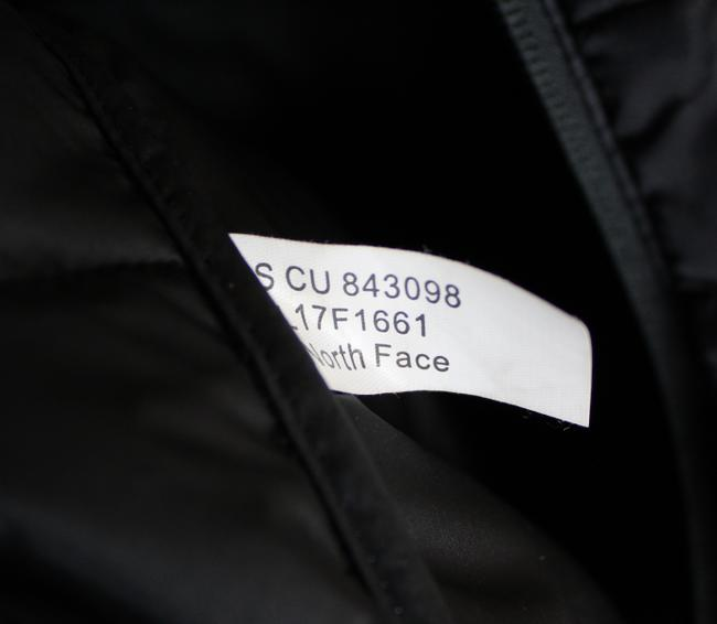 The North Face 550 Fill Winter Down Parka Coat Image 8