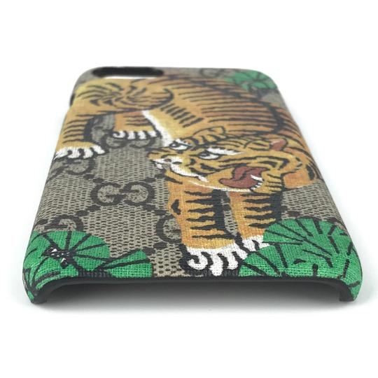 Gucci NEW GUCCI GG Supreme Bengal iPhone 6 Phone Cover Image 6