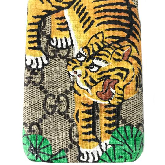 Gucci NEW GUCCI GG Supreme Bengal iPhone 6 Phone Cover Image 2