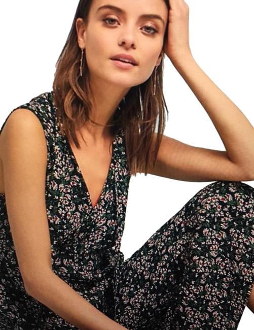 Preload https://img-static.tradesy.com/item/25834480/maeve-black-with-cream-red-and-green-flowers-ansonia-ruffled-romperjumpsuit-0-1-650-650.jpg
