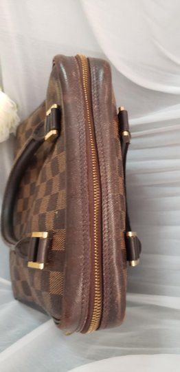 Louis Vuitton Brera Lv Ebene Lv Azur Ebene Brera Shoulder Bag Image 3