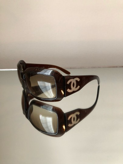 CHANEL Sunglasses CHANEL Mother of Pearl Image 3