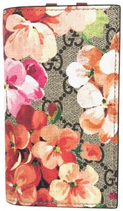 Gucci NEW GUCCI 476798 GG Blooms iPhone 7 Wallet Case