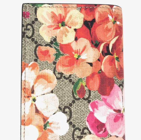 Gucci NEW GUCCI 476798 GG Blooms iPhone 7 Wallet Case Image 2