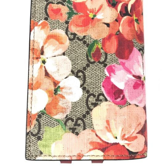 Gucci NEW GUCCI 476798 GG Blooms iPhone 7 Wallet Case Image 3
