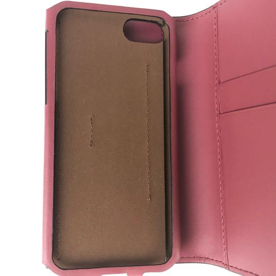 Gucci NEW GUCCI 476798 GG Blooms iPhone 7 Wallet Case Image 9