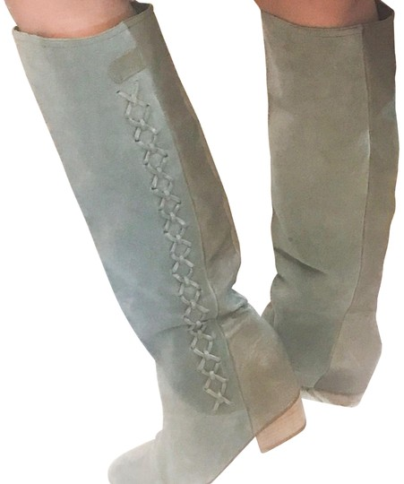 Preload https://img-static.tradesy.com/item/25834516/gianni-bini-gray-suede-and-leather-bootsbooties-size-us-75-regular-m-b-0-1-540-540.jpg