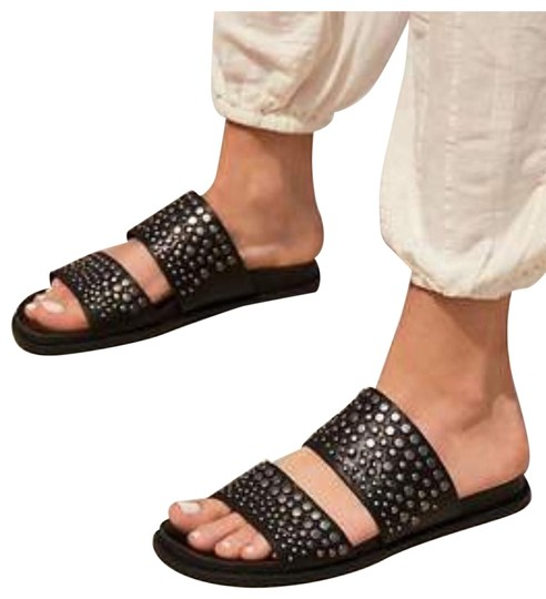 Preload https://img-static.tradesy.com/item/25834668/lust-for-life-black-and-silver-venice-l-l-venice-leather-sandals-size-us-8-regular-m-b-0-1-540-540.jpg