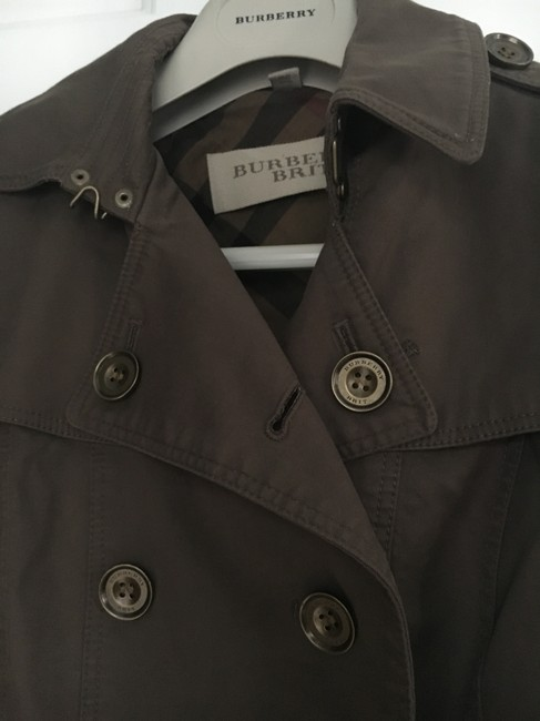 Burberry Trench Coat Image 10