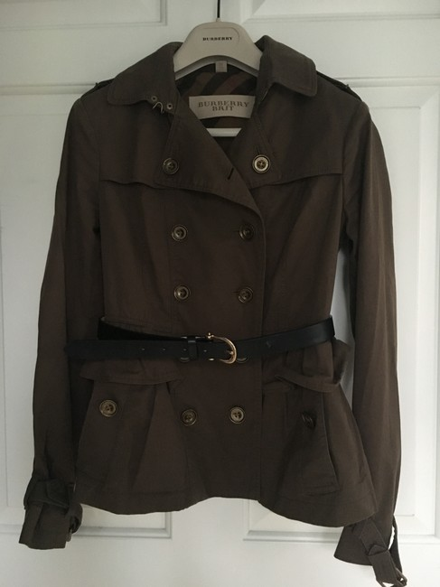 Burberry Trench Coat Image 4