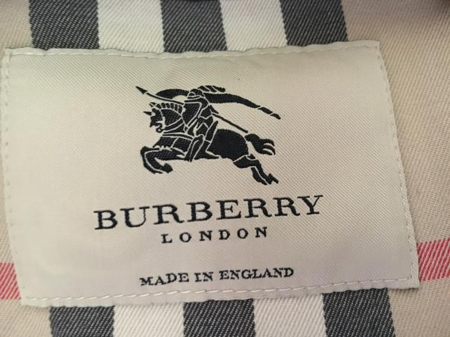 Burberry England Trench Coat Image 1