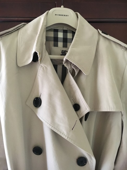 Burberry England Trench Coat Image 10