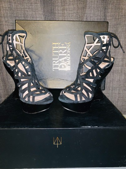 Truth or Dare by Madonna Wedges Image 1