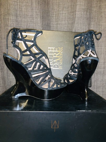 Truth or Dare by Madonna Wedges Image 3