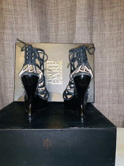 Truth or Dare by Madonna Wedges Image 4