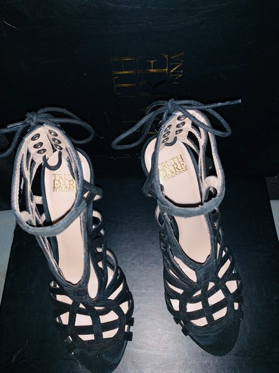 Truth or Dare by Madonna Wedges Image 5