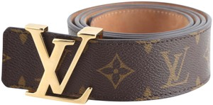 Louis Vuitton Louis Vuitton Monogram Canvas 40MM Belt