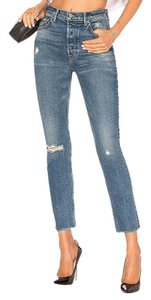 GRLFRND Skinny Jeans-Medium Wash
