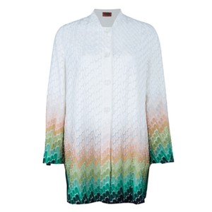 Missoni Knit Cardigan Sweater