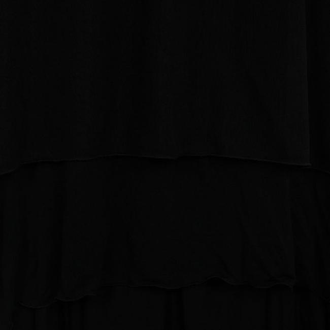 Saint Laurent Paris Pleated Evening Dress Image 4