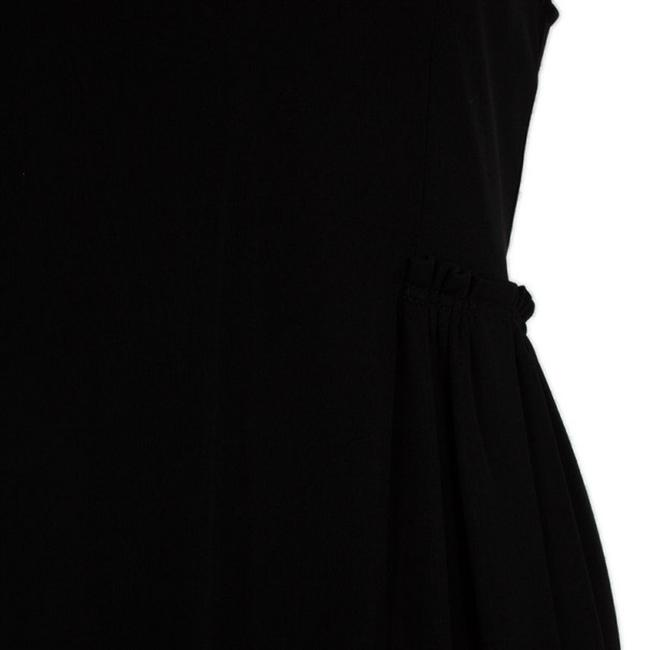 Saint Laurent Paris Pleated Evening Dress Image 5