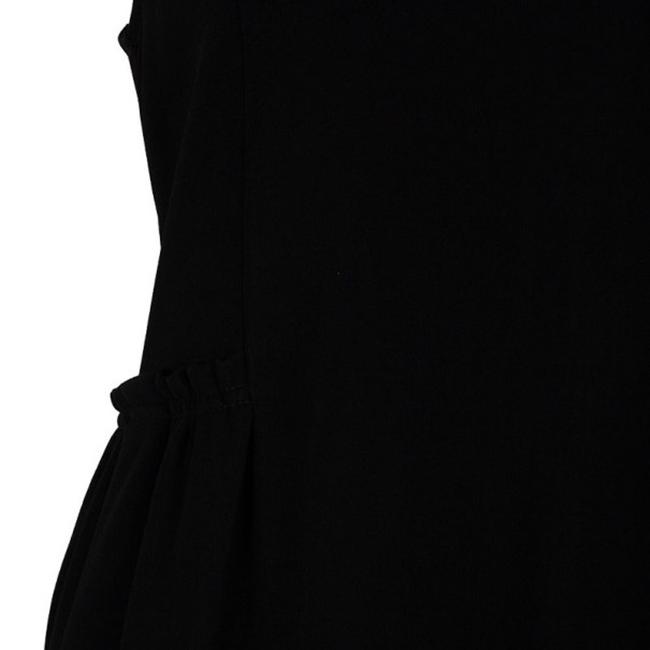 Saint Laurent Paris Pleated Evening Dress Image 6