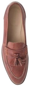 J.Crew Loafers Tassel Loafers Leather Loafers Dress Brown Flats