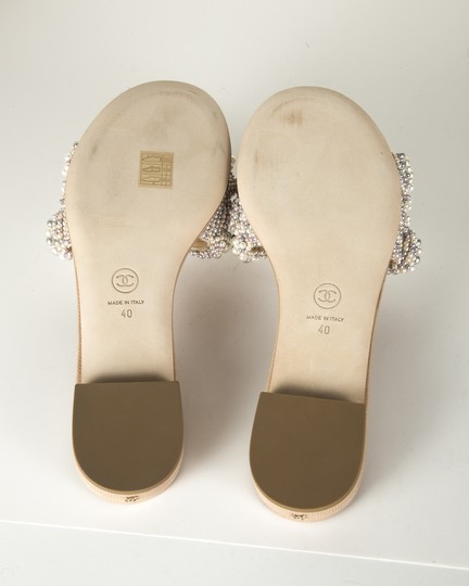 Chanel nude Sandals Image 5