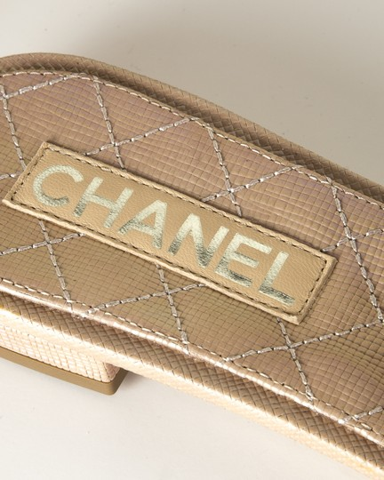 Chanel nude Sandals Image 7