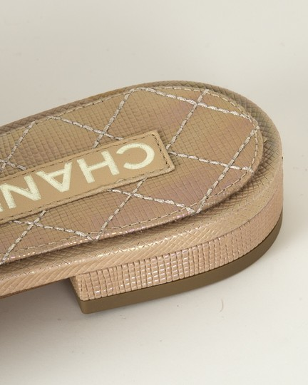 Chanel nude Sandals Image 8