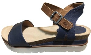 buy online 8f52b 8836f Jeans Leather Clea Sandals