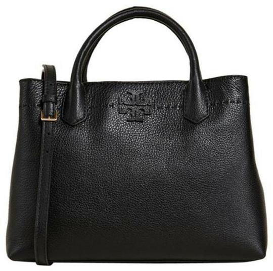Preload https://img-static.tradesy.com/item/25837157/tory-burch-mcgraw-triple-compartment-black-leather-satchel-0-0-540-540.jpg