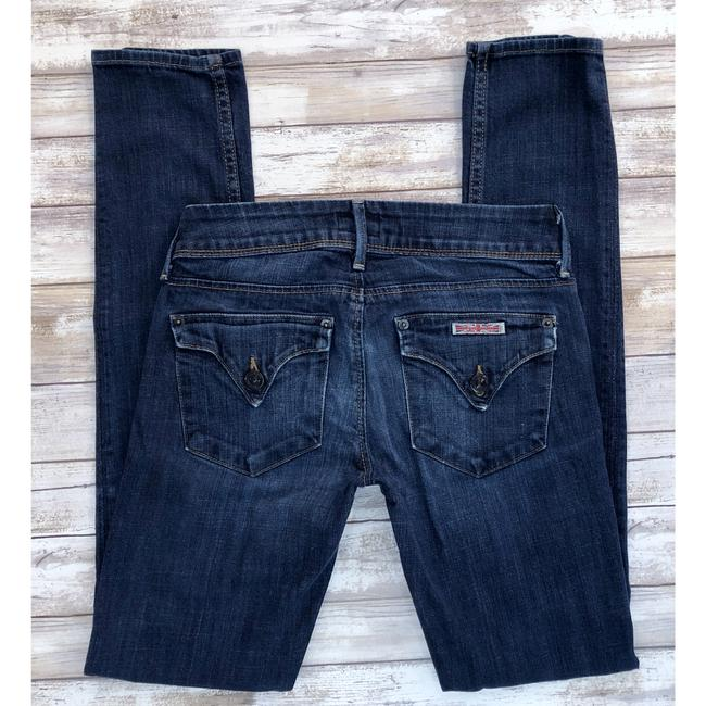 Hudson Skinny Jeans-Medium Wash Image 3
