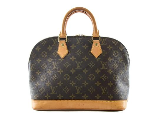 Louis Vuitton Made In France Tote in Brown Image 0