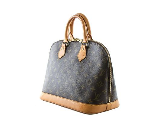 Louis Vuitton Made In France Tote in Brown Image 1