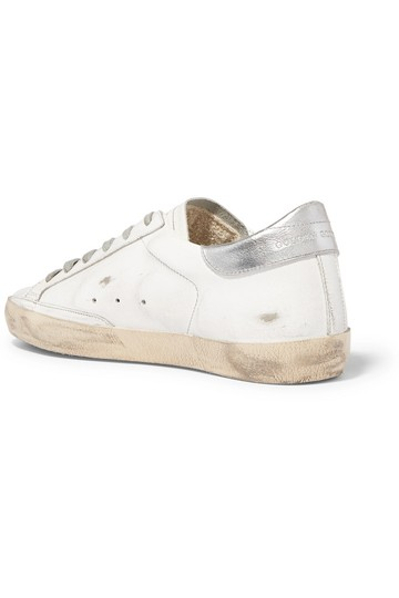 Golden Goose Deluxe Brand Sneakers Superstar Black white, silver Athletic Image 2