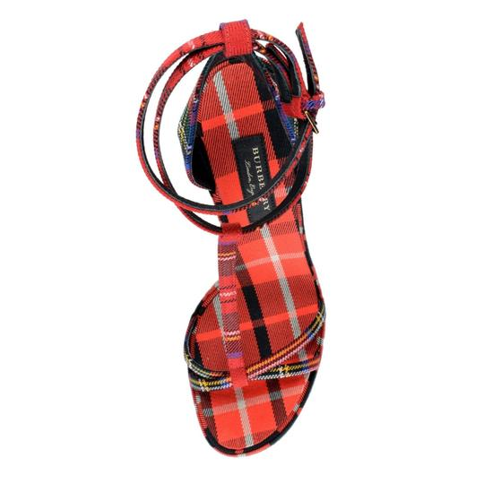 Burberry London Multi-Color Sandals Image 2
