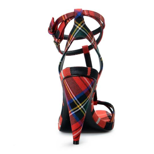 Burberry London Multi-Color Sandals Image 4