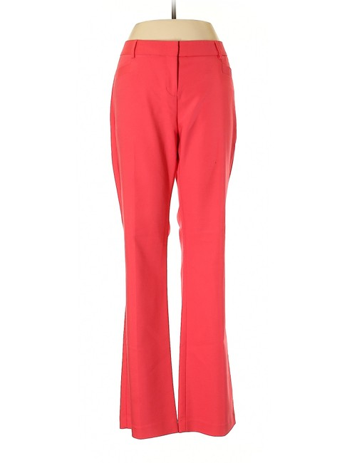 Express Trouser Pants Red Image 3
