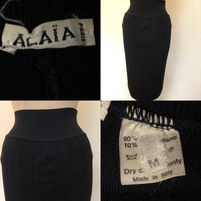 ALAA Skirt Black Image 11
