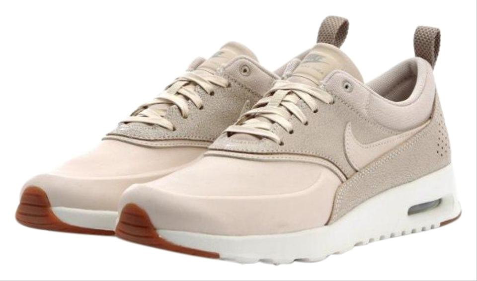 cheap for discount detailed pictures more photos Nike Oatmeal / Sail / Khaki Air Max Thea Sneakers Size US 9.5 Regular (M,  B) 20% off retail