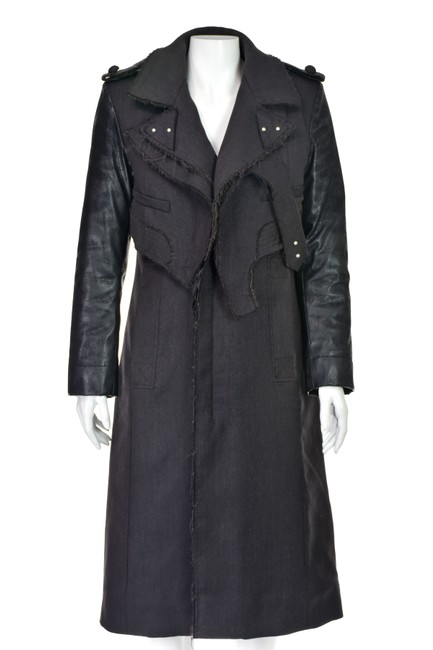 Preload https://img-static.tradesy.com/item/25838724/altuzarra-dark-brown-wool-with-faux-leather-sleeves-and-quilted-lining-heavy-coat-size-00-xxs-0-0-650-650.jpg