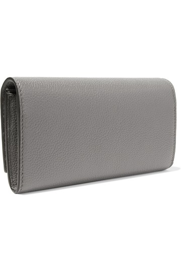 Gucci Zumi embellished textured-leather wallet Image 1