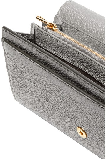Gucci Zumi embellished textured-leather wallet Image 3