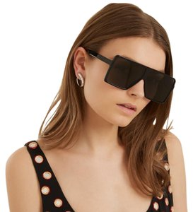 Saint Laurent Yves Saint Laurent SL183 BETTY S Sunglasses 63mm Authentic