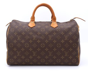 Louis Vuitton Speedy Vintage Satchel in Monogram