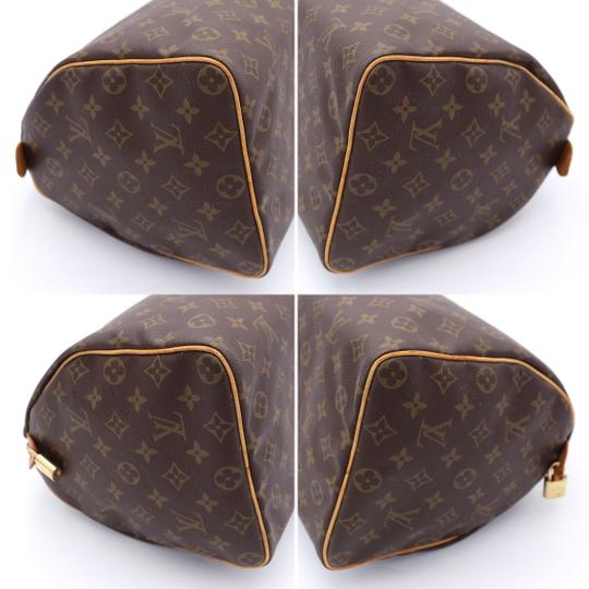 Louis Vuitton Speedy Vintage Satchel in Monogram Image 10