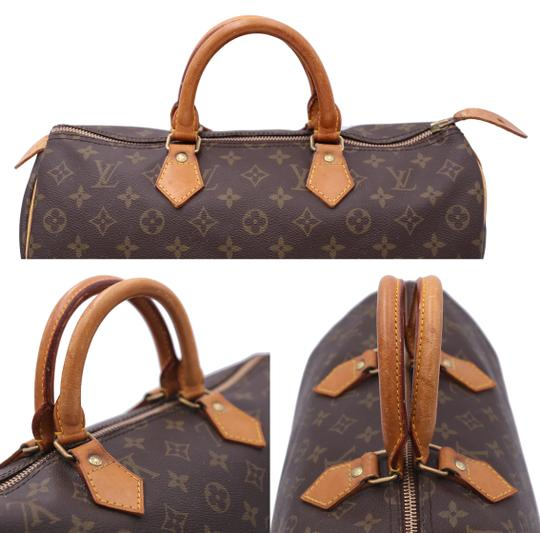 Louis Vuitton Speedy Vintage Satchel in Monogram Image 5