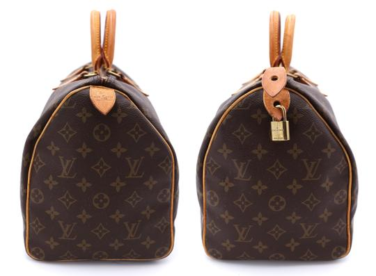 Louis Vuitton Speedy Vintage Satchel in Monogram Image 8